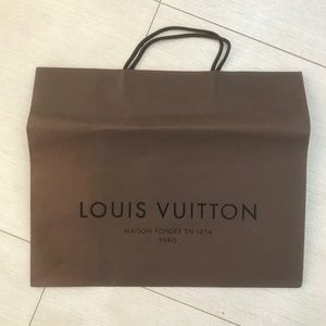 Authentic Louis Vuitton Big Bag
